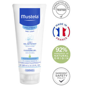Msutela - 2-in-1 Cleansing Gel Body and Hair