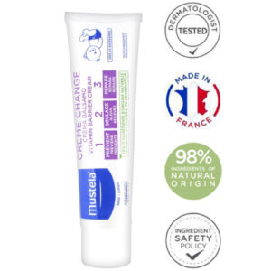 Mustela - Change Cream 1 2 3