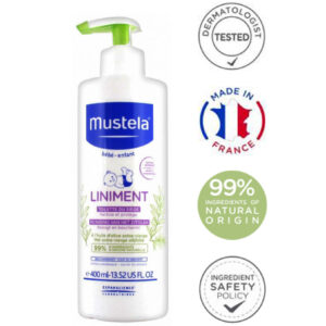 Mustela Liniment Pump-Bottle