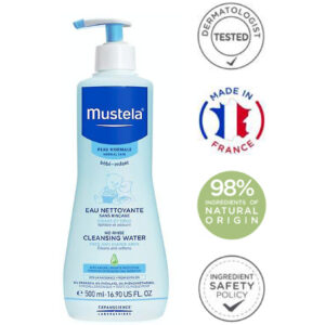 Mustela No-Rinse Cleansing Water