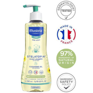 Mustela - Stelatopia Cleansing Oil Atopic Prone Skins
