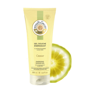 Roger & Gallet fresh shower gel energising citron 200 ml / Sprchový gel citrón 200 ml