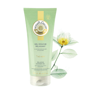 Roger & Gallet relaxing shower gel green tea 200 ml / Sprchový gel zelený čaj 200 ml