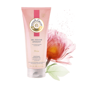 Roger & Gallet Soothing Shower Gel Rose 200 ml / Sprchový gel růže 200 ml