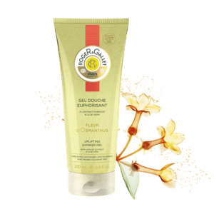 Roger & Gallet Uplifting Shower Gel Fleur d'Osmanthus 200 ml / Sprchový gel mandarinka 200 ml