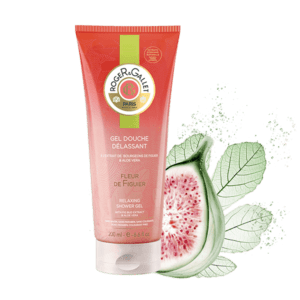 Roger & Gallet relaxing shower gel fleur de figuier 200 ml / Sprchový gel fíkový květ 200 ml