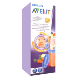 Philips AVENT VIA pohárky 240 ml - 5 ks