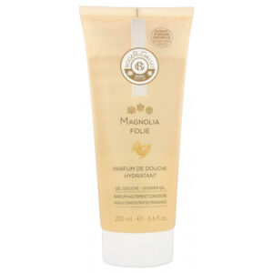 Roger & Gallet Magnolia Folie Moisturising Shower Fragrance / Sprchový gel Magnolia Folie 200 ml